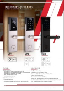 ADEL Digital Door Lock
